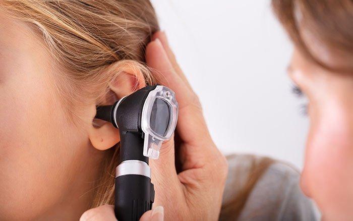 Otoskop - Zur Untersuchung von Gehörgang & Trommelfell