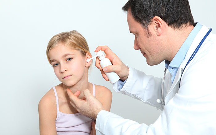Ohrenspray - Zum sanften Aufweichen von Ohrenschmalz